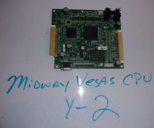 MIDWAY VEGAS CPU