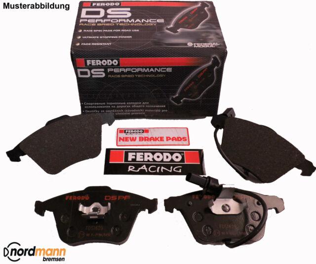 FERODO Racing Sport brake pad FERODO DS Performance FDS1081 Ford KA FIESTA PUMA