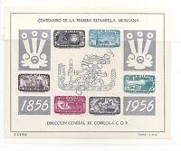 Francobolli - Stamps - Messico - 1956 - F Centenario Francobollo - Nuovi Mnh -  - ebay.it