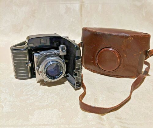 KODAK BANTAM SPECIAL CAMERA,1936-48! THE PRETTIEST CAMERA EVER? MAYBE! ART DECO!