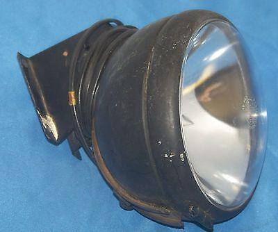 Mazda Flashing Signal Lamp and Bulb 6V Vintage Original Flashing Signal Lamp