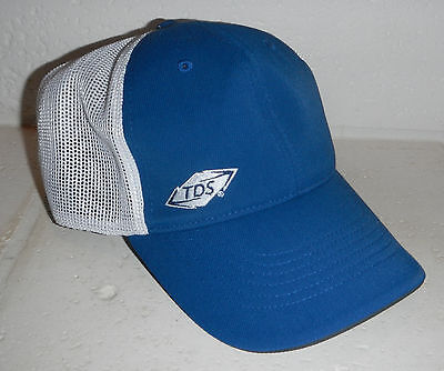 Nwot Tds Telecom Company Telephone Data Systems Logo Baseball Hat Cap By Nike