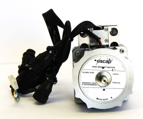 Guzik Air Bearing Technology S312 MP Spindle Motor Air 10000 Rpm USED (5019)
