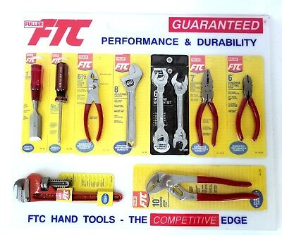 Fuller FTC MultiTool Salesmans Pageantry Store Sample Demo Set Kit Use or Collect