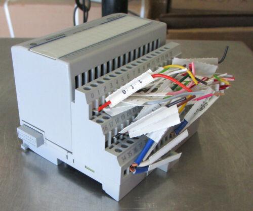 Allen-Bradley 1794-IB32 Ser A 24VDC Sink Input Module w/ 1794-TB32 Used Cut Outs