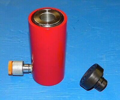 Hydraulic 10-ton Single Acting Cylinder Ram 2-14 Stroke Spring Return Jack
