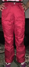 Womens petite ski pants Spyder Cremorne Point North Sydney Area Preview