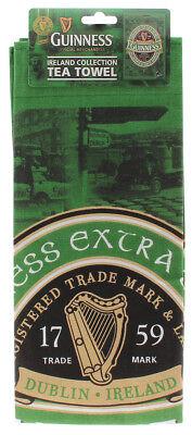 Guinness Ireland Tea Towel