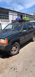 Jeep Grand Cherokee urgent