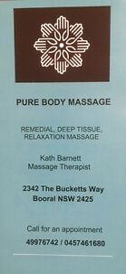 Pure Body Massage Stroud Great Lakes Area Preview