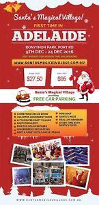 Santa's Magical village Adelaide CBD Adelaide City Preview