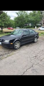 2002 Jetta forsale / interested in trading
