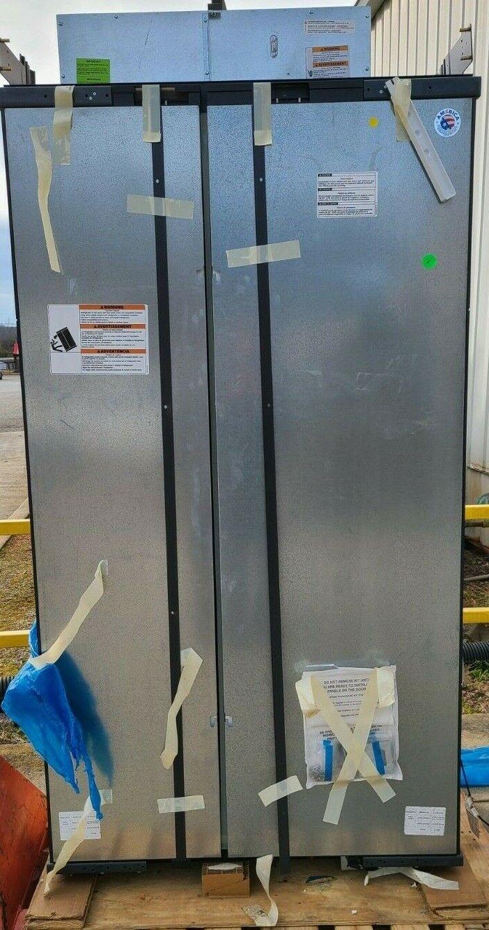 Sub Zero Bi42sdo 42 Built In Side By Side Refrigerator Panel Ready For Sale Online Ebay