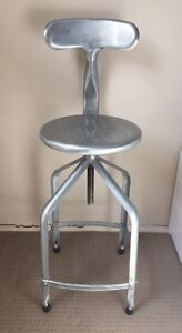 Stool - industrial style Naremburn Willoughby Area Preview