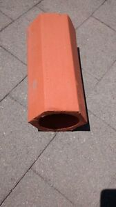 Hexagonal Terracotta Pipes Engadine Sutherland Area Preview