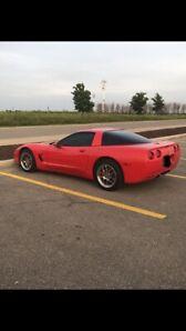 1997 Corvette Targa Top, Manual