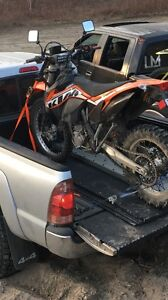 2014 ktm 500 exc trade for streetbike?