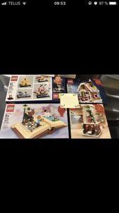 Lego neufs scellés