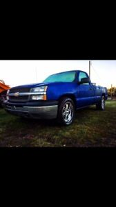 2004 Chev Low Km's Parts truck