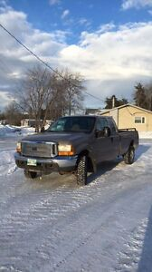1999 Ford F-250 7.3l turbo diesel