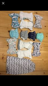 Thirstiest AIO One Size Cloth Diapers