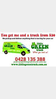 Little green truck prahran  Richmond Yarra Area Preview