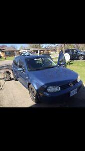 Volkswagen Golf City hatchback