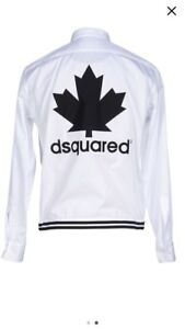 Dsquared2 men's shirt size (38) M new with tags