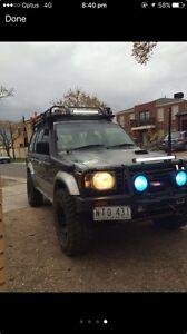 Mitsubishi Pajero Diesel Roxburgh Park Hume Area Preview