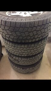 2005 Ford F-150 Wheel and Tire set
