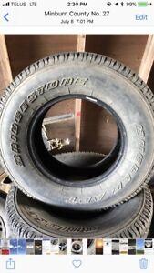 Bridgestone 235 75 15