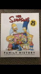 Various Simpsons Books