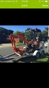 U DID IT. DRY HIRE EXCAVATOR Adelaide CBD Adelaide City Preview