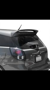 Looking for a 2003-2008 Toyota Matrix Spoiler