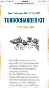 13-15 Pro Rmk Mtntk big boost turbo kit
