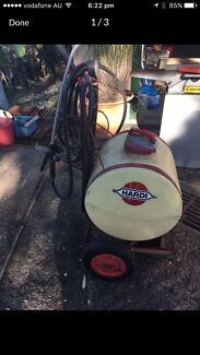 Hardi battery operated sprayer 500 litre with battery