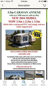 Camper van annexe Clarkson Wanneroo Area Preview