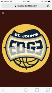 Looking for 3 tickets together for St Johns Edge Saturday 23