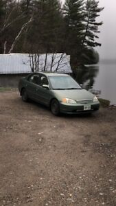 03 Honda Civic for trade or sell