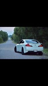 2004 Supercharged G35 coupe
