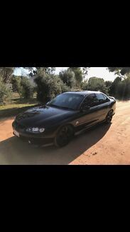 2001 VX ss Commodore only 100000ks!