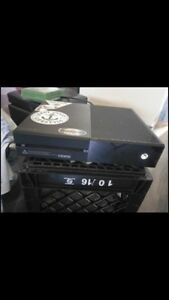X box one in excellent working condition!!
