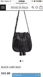 Black lark bag | Princess Polly Maryland Newcastle Area Preview