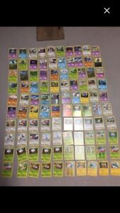 Pokémon trading cards 200ea in mint condition