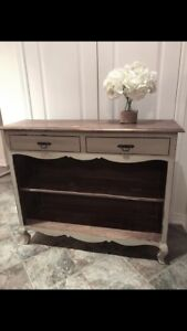 Rustic hall/ console table