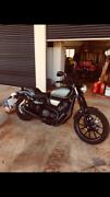 Motorbike Glass House Mountains Caloundra Area Preview