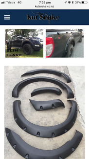 Kut snake flares suit ford ranger px and px||