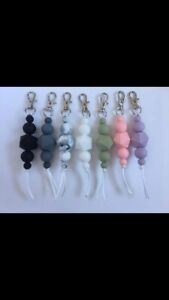 Keychains and teethers