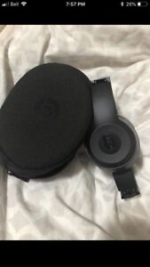 Apple solo 3 wireless black (excellent conditions)