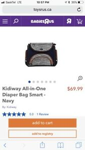 Brand New Diaper Bag - Can Deliver